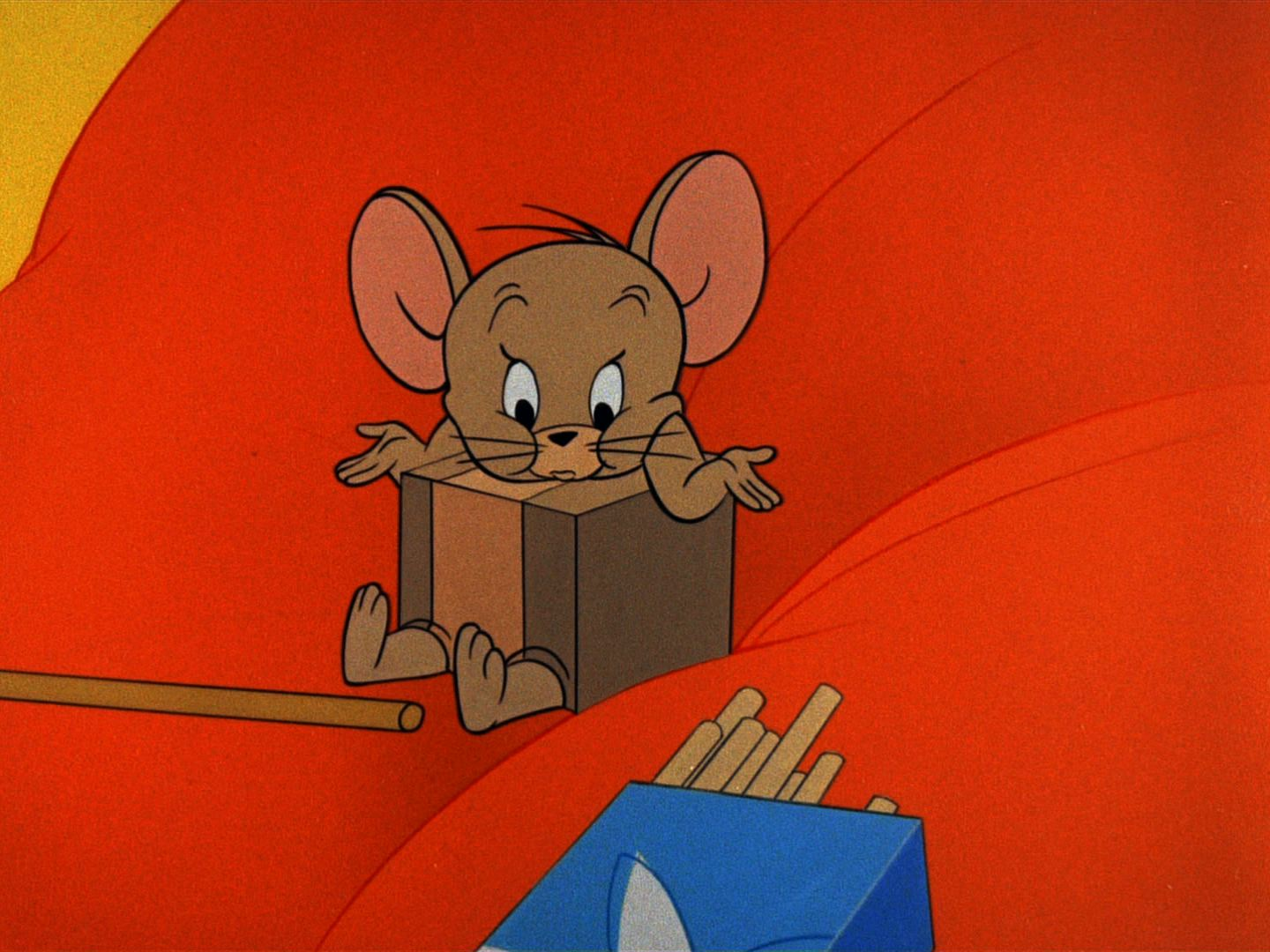 Tom And Jerry Neapolitan Mouse